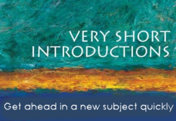 Very Short Introductions landing page