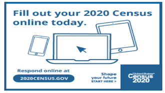 Fill out your 2020 census today